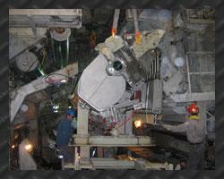 machinery installation service
